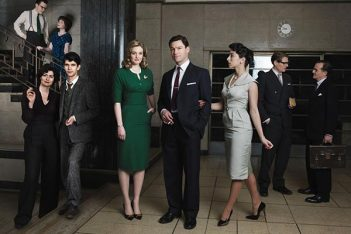 5 raisons de regarder The Hour, le Mad Men anglais de la BBC