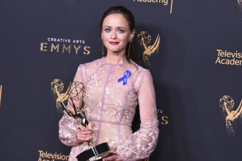 Creative Arts Emmy Awards 2017 : Alexis Beldel, Stranger Things et Westworld récompensées