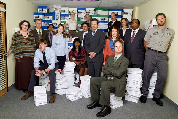 The Office US - The Office a 15 ans : 6 raisons de (re)découvrir la comédie de bureau avec Steve Carell