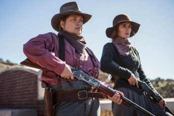 Godless : Vengeance dans le Wild Woman West