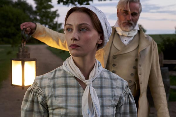 alias grace serie canadienne - Alias Grace : Les multiples visages de Grace Marks (sur Netflix)