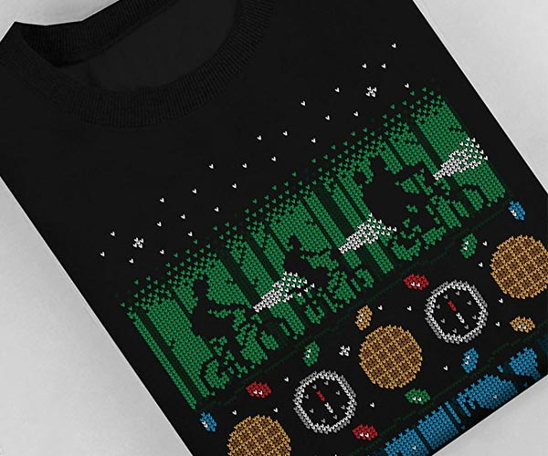 second sweat stranger things - Sous le sapin du sériephile : Mini guide d'achat pour Noël 2017