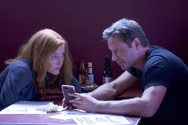 The X Files Saison 11 Episode 2 - The X-Files : Message d'outre-tombe (11.02)
