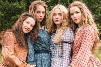 Little Women : Les Quatre Filles du docteur March à la sauce anglaise (sur France 4)