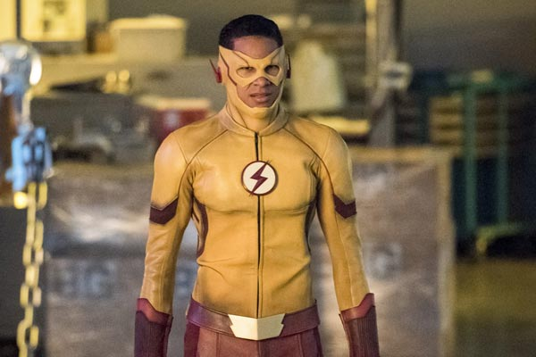 the flash wally west saison 4 - Legends of Tomorrow saison 3 : Keiynan Lonsdale aka Wally West devient régulier sur le Waverider