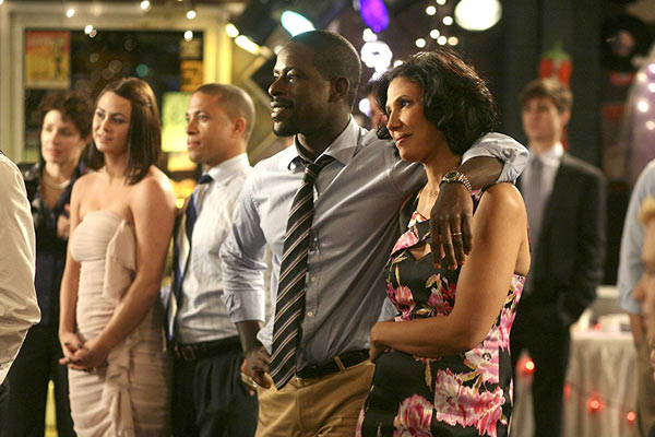 Sterling k brown Army Wives - Sterling K. Brown : Où l'avez-vous vu avant This Is Us ?