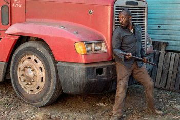 Fear The Walking Dead : Morgan, l'homme solitaire (4.01)