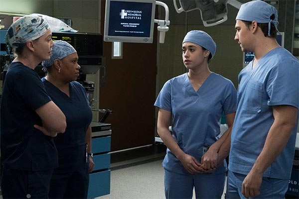 greys anatomy saison 14 episode 19 - Grey's Anatomy : Des rêves brisés (14.19)