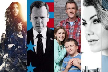 Designated Survivor, Grey's Anatomy, Agents of SHIELD.… ABC annonce les dates de fin de saison