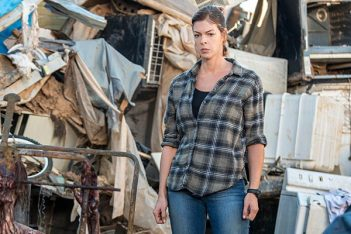 The Walking Dead : Violent deuil (8.14)