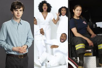 ABC dévoile sa grille de l'automne 2018 avec Grey's Anatomy, The Good Doctor, Fresh Off The Boat, The Rookie et plus