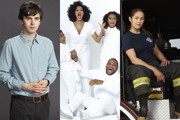 ABC grille 2018 - ABC dévoile sa grille de l'automne 2018 avec Grey's Anatomy, The Good Doctor, Fresh Off The Boat, The Rookie et plus