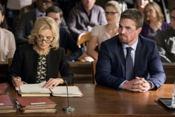 Arrow : Le procès du Green Arrow (6.21)