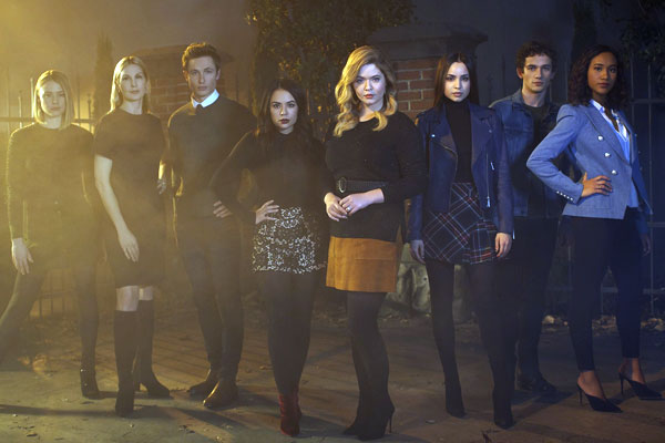 pretty little liars the perfectionists saison 1 - Pas de saison 2 pour The Perfectionists, Freeform annule la série dérivée de Pretty Little Liars