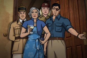 Archer Danger Island : De parodie à fan fiction, il n'y a qu'un pas