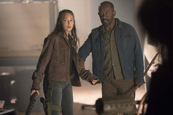 Fear The Walking Dead Saison 4 Episode 9 - Fear The Walking Dead : Le calme avant la tempête (4.09)