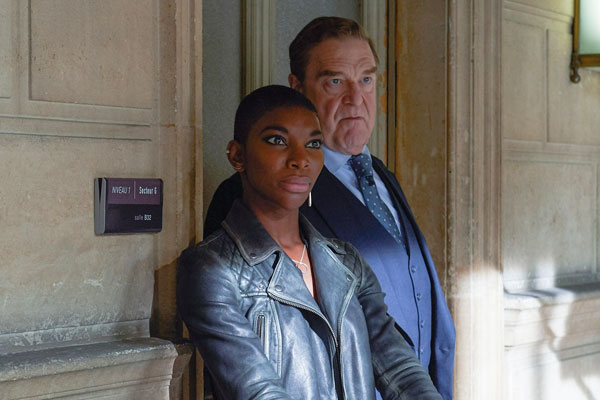 black earth rising bbc two - Black Earth Rising : Michaela Coel est en quête de justice dès ce soir sur BBC Two