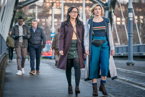 Doctor Who Saison 11 Episode 4 - Doctor Who : l'invasion des Trump gênants (11.04)