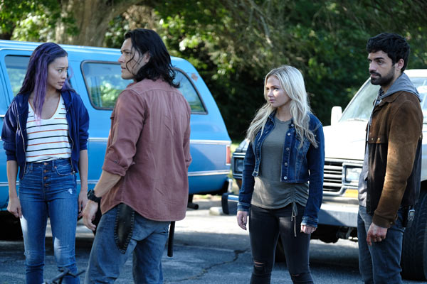 The Gifted Saison 2 Episode 4 - The Gifted Saison 2 : Les restes des X-Men sont ennuyeux à mourir