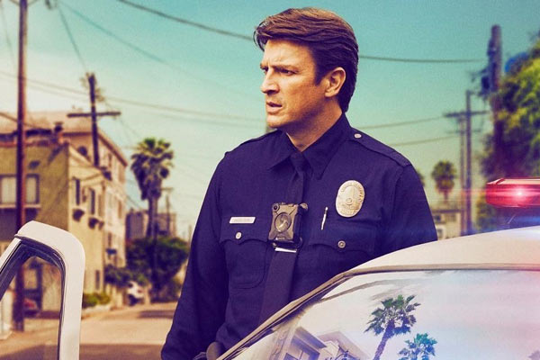 The Rookie Saison 1 Poster - Quelles séries sont diffusées en France en juillet ? The Rookie, Grantchester, La Casa de Papel, Stranger Things, The Boys...