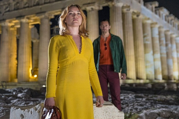 the little drummer girl Florence Pugh - The Little Drummer Girl : Park Chan-wook donne vie au monde de John Le Carré ce week-end sur BBC