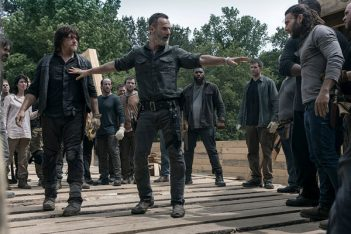 The Walking Dead : Le Pont (9.02)