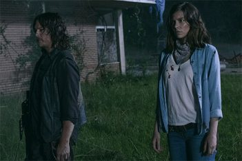 The Walking Dead : Signal d'alarme (9.03)