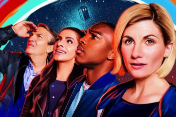 Doctor Who Saison 11 : BBC One fête le jour de l'an en compagnie de Thirteen