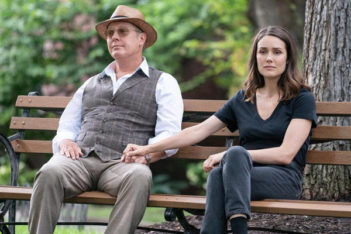 The Blacklist Saison 6 : Red pourchasse Christophe Lambert et se fait trahir