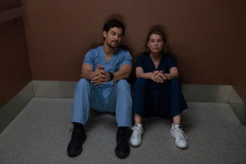 Grey's Anatomy : Dans l'ascenseur (15.09)