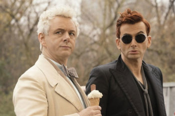 Good Omens : Il faut stopper l'Apocalypse à la fin du mois de mai sur Amazon Prime Video