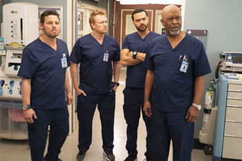 Grey's Anatomy : La ligne invisible (15.13)
