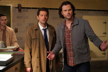 Supernatural : Ouroboros (14.14)