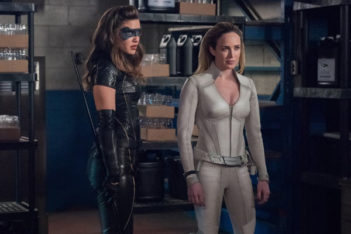 Arrow : Un canari en perdition (7.18)