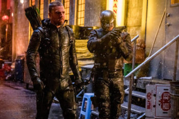 Arrow : Spartan (7.19)