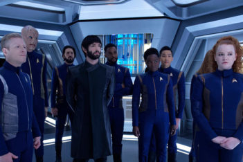 Star Trek Discovery : Une si douce peine (2.13)