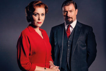 Summer of Rockets : Toby Stephens espionne Keeley Hawes pour Churchill, bientôt sur BBC Two
