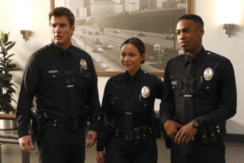 The Rookie Saison 1 : Les gentils flics de Los Angeles