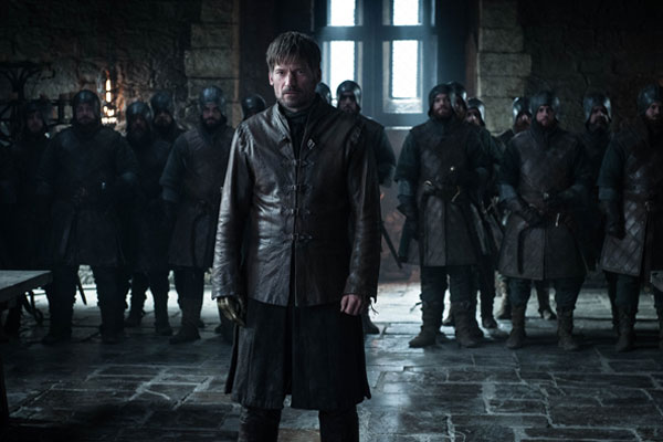 game of thrones saison 8 episode 2 - Game of Thrones : Le Chevalier du royaume des Sept Couronnes (8.02)