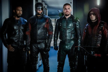 Arrow : Les héros de Star City (7.22 – fin de saison)