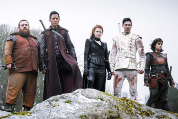 Into The Badlands Saison 3 : Les derniers combats de Sunny (disponible sur Amazon)