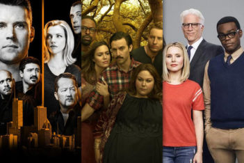 NBC dévoile sa grille de l'automne 2019 avec This Is Us, les Chicago, The Good Place, The Blacklist, mais pas Manifest ou Will & Grace