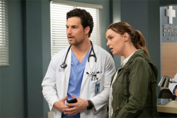 Grey's Anatomy : L'attrait du sang (15.24)