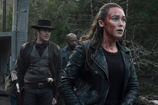 Fear The Walking Dead Saison 5 Episode 1 1 - Fear The Walking Dead : Ici pour aider (5.01)