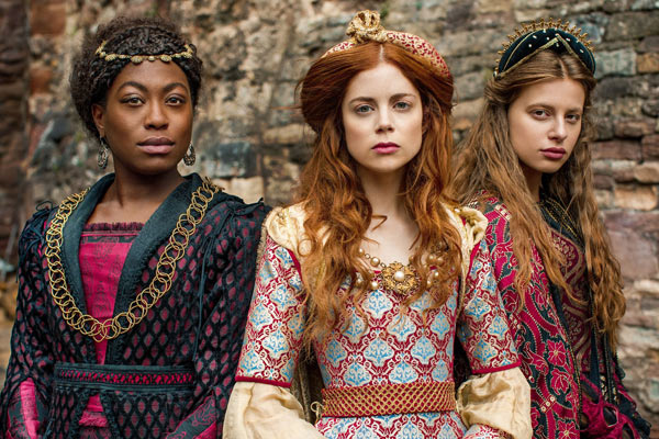 The Spanish Princess Saison 1