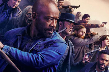 Fear The Walking Dead Saison 5B : Morgan et ses amis reprennent leur mission, ce week-end sur AMC