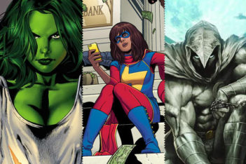 Marvel : She-Hulk, Mrs Marvel, Moon Knight… le point sur les nouvelles séries Disney+