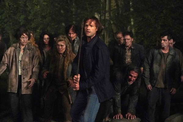 supernatural saison 15 episode 1 - Supernatural : Une apocalypse de plus (15.01)
