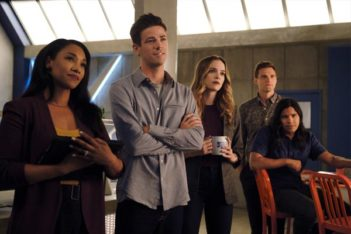 The Flash : Courir vers la crise (6.01)