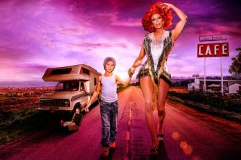 AJ and The Queen : RuPaul traverse l'Amérique en camping car, de club en club, en janvier 2020 sur Netflix